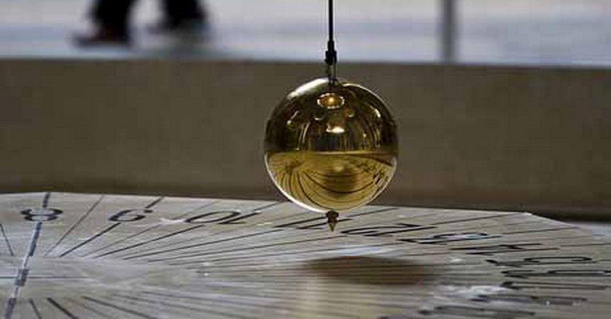 гадание с помощью маятника