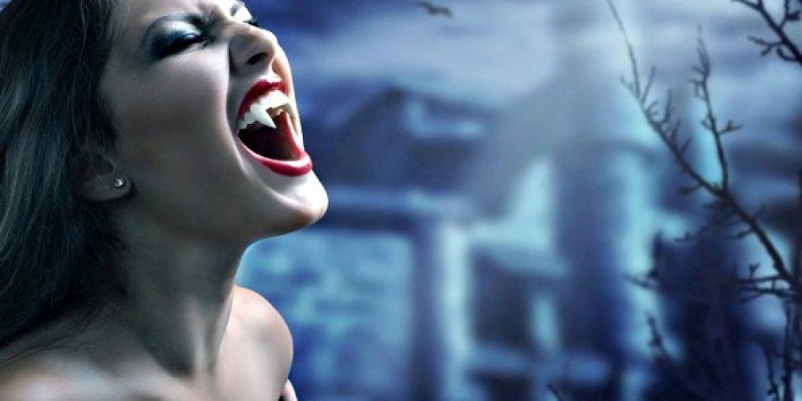 как выглядят вампиры