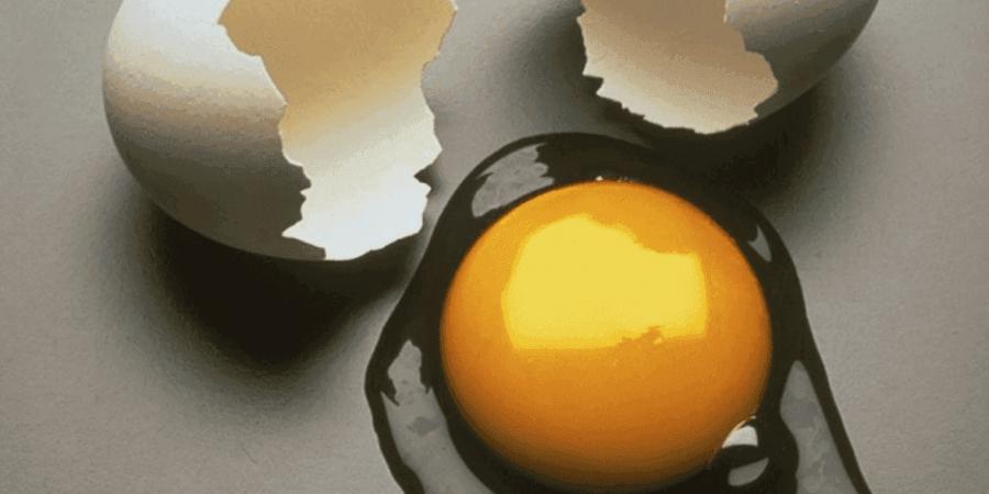 порча яйцо