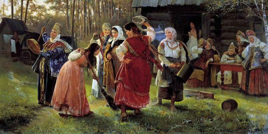 Старорусские обряды