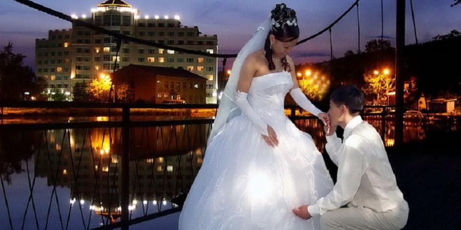 месяц свадьбы приметы