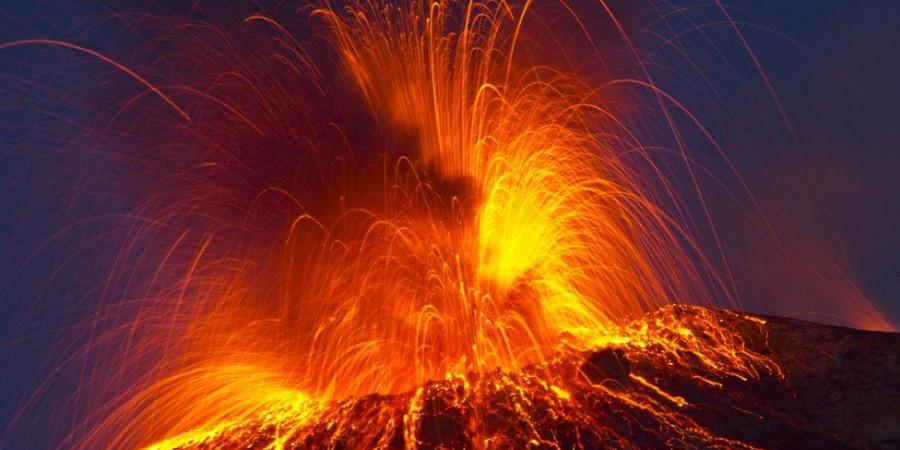 вулкан сонник