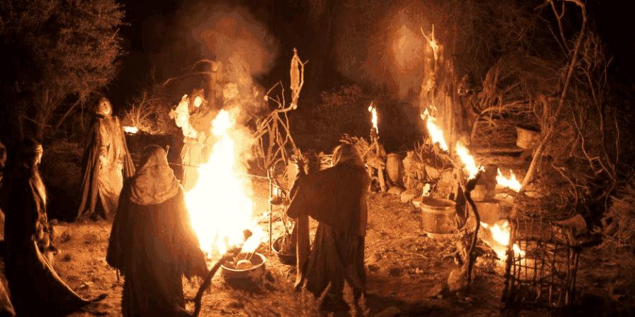 Заклинания ведьм