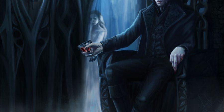 Как защититься от вампира?