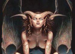 Кае вызвать демона для секса